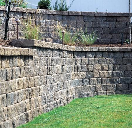 Celtik Wall Retaining Block From Belgard