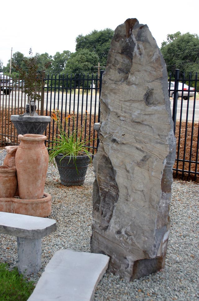 Basalt Columns Vic Hannan Landscape Materials